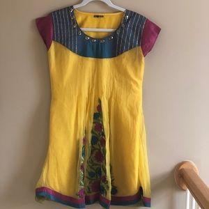 Indian dress/tunic/kurti/salwar